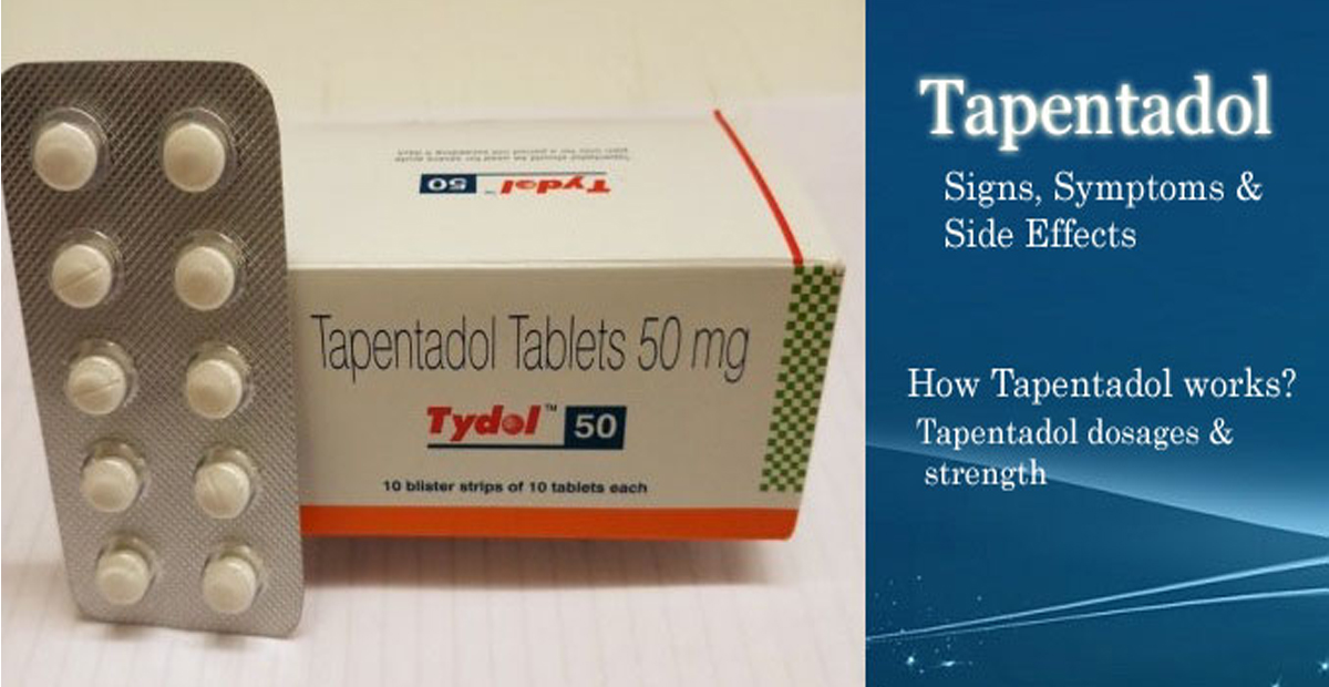 Side Effects of TapenTadol